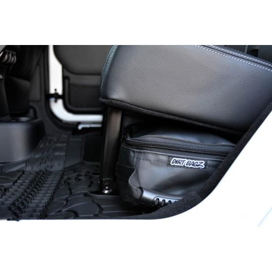 Dirt Bagz 4-Door Jeep JK Under Back Seat Storage Bagz