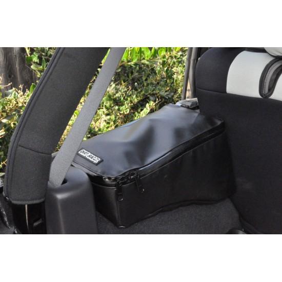 Dirt Bagz - Black - Jeep JK Wheel Well Saddle Bag Kit Combo Dealz